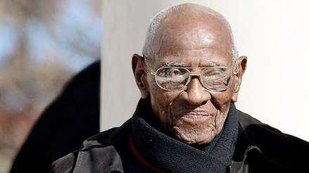 Murió a los 112 años el hombre más anciano de EE.UU.