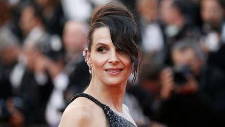 "Juliette Binoche: ""Sufrir tres agresiones sexuales me fortaleció"""