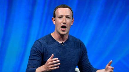 Facebook desmiente rumores sobre reemplazo de Mark Zuckerberg en la presidencia de la red social