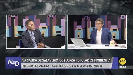 Roberto Vieira: Es