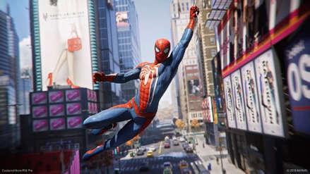 Marvel's Spider-Man fue elegido Juego del Año por los desarrolladores japoneses