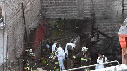 México: Siete niños murieron tras incendio en una casa de madera