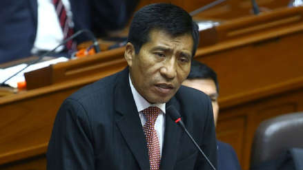 PJ aprueba inició de trámites para levantar inmunidad de Mamani por presuntos tocamientos indebidos