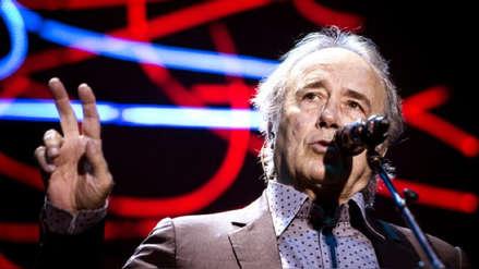 Joan Manuel Serrat: el cantautor español que sufrió de cáncer a causa del cigarrillo