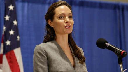 Angelina Jolie no descartó postular al cargo de presidenta de Estados Unidos [VIDEO]