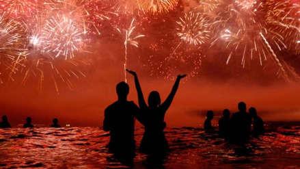 Río de Janeiro espera 2,7 millones de personas para su fiesta de Año Nuevo