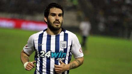 Germán Pacheco se convirtió en nuevo jugador de César Vallejo