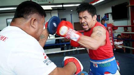 Manny Pacquiao eligió a su favorita en la pelea entre Cris Cyborg y  Amanda Nunes en UFC 232