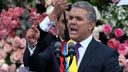 Colombia captura a tres venezolanos y los vincula a presunto plan de atentato contra el presidente Duque
