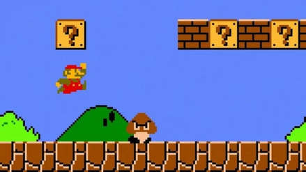 Una copia pirata de Super Mario Bros. se vende en la tienda digital de Microsoft en China