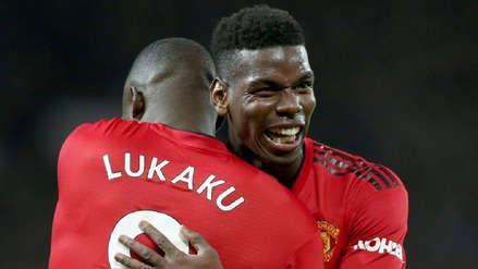 Con doblete de Paul Pogba: Manchester United goleó 4-1 al Bournemouth