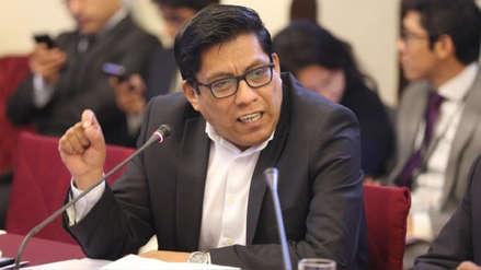 Zeballos: Gobierno ve a la bancada de Peruanos por el Kambio como un