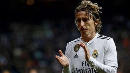 Inter de Milán reveló que intentó fichar a Luka Modric después del Mundial