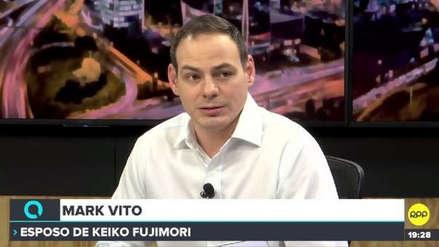 Mark Vito sobre Keiko Fujimori: Tengo