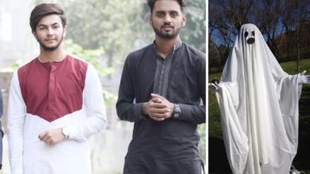 Pakistán | Youtuber se disfrazó de fantasma para asustar a una familia y lo mataron a tiros