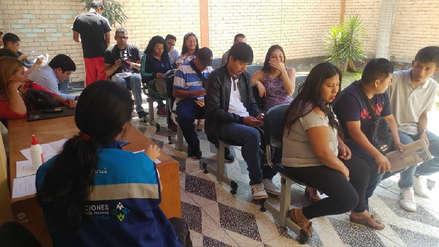 En Chiclayo solo 3 mil venezolanos tramitaron su Permiso Temporal de Permanencia
