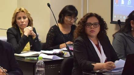 Las fiscales Rocío Sánchez y Sandra Castro fueron ratificadas por Pedro Chávarry