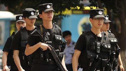 China desarticuló 1,082 bandas mafiosas en 2018