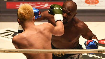 Floyd Mayweather:  ¿cuánto dinero ganó por vencer a Tenshin Nasukawa en 138 segundos?