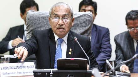 Diario El Peruano señala que no existen documentos pendientes de publicación de la Fiscalía