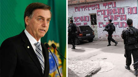 Los retos que deberá asumir Jair Bolsonaro como presidente de Brasil