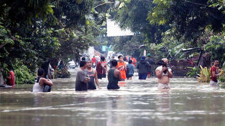 La tormenta Usman deja 68 muertos y casi 129,000 afectados en Filipinas