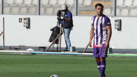 Alianza Lima | Maximiliano Lemos se despidió del cuadro blanquiazul con un emotivo mensaje
