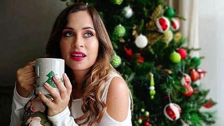 Gisela Valcárcel: Ethel Pozo comparte tierna postal familiar por Navidad