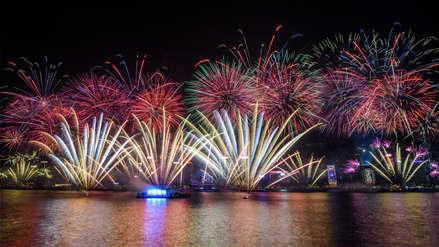 ¡Bienvenido 2019! | Los países del mundo reciben el Año Nuevo [FOTOS]