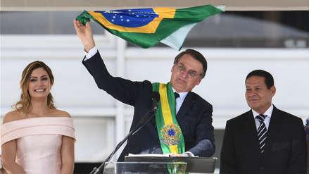 Bolsonaro: Brasil comienza
