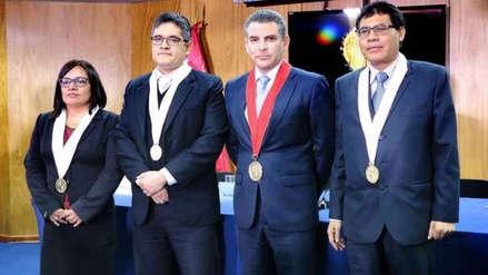Fiscales ratificados del caso Lava Jato evalúan su permanencia tras remoción de Pérez Gómez y Vela