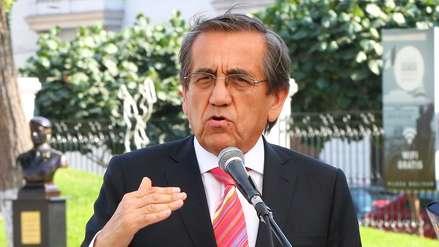 Del Castillo sobre salida de fiscales Pérez y Vela: