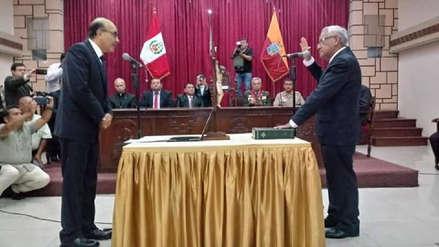 Nuevo gobernador de Lambayeque: