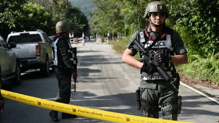 Un hombre mató a seis miembros de su familia y luego se suicidó en Tailandia