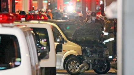Japón | Nueve heridos por atropello masivo en Tokio en plena celebración de Año Nuevo