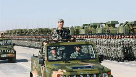Xi Jinping advierte que China no renunciará al uso de la fuerza militar para reunificación con Taiwán