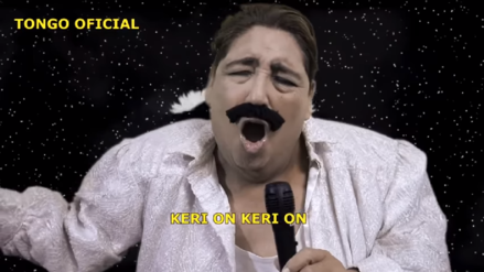 Tongo inicia el 2019 con parodia de