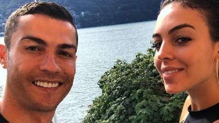 Cristiano Ronaldo y Georgina Rodríguez: así recibieron el año 2019 en Dubái