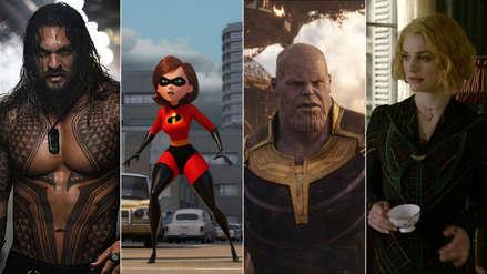 De superhéroes a magos: ¿Cuáles fueron las películas más taquilleras del 2018 alrededor del mundo?