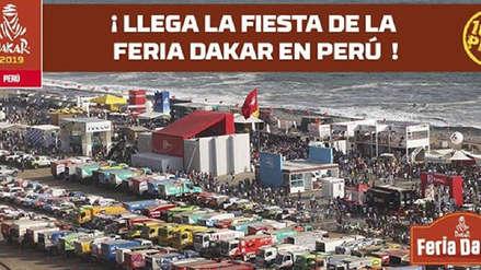 ¡Empieza la fiesta! Feria Dakar Lima se inaugura este viernes en la Costa Verde