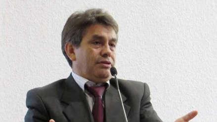 Tomás Gálvez afirmó que el proyecto de Martín Vizcarra viola la autonomía del Ministerio Público