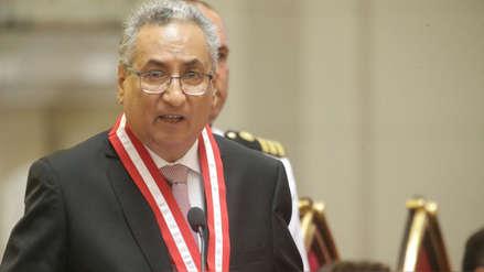 """José Luis Lecaros: """"No necesitamos jueces mediocres y corruptos"""""""