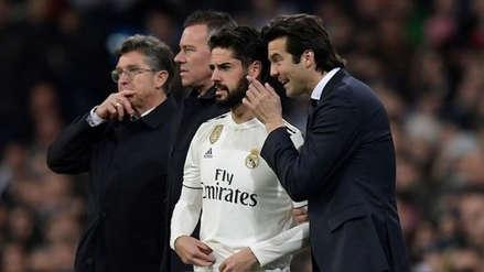 Santiago Solari habló sobre el futuro de Isco y Navas en el Real Madrid