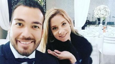 Sofía Franco dedica tierno mensaje a su esposo en su primer día como alcalde de La Molina