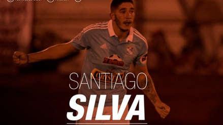 César Vallejo anunció a Santiago Silva como nuevo refuerzo