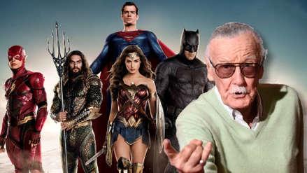DC Comics rinde homenaje a Stan Lee en sus nuevos cómics