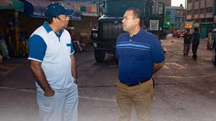 Alcalde de Chiclayo suspende a funcionario con orden de prisión preventiva por delito de peculado