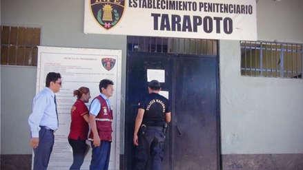 Tres presos se fugaron del penal de Tarapoto