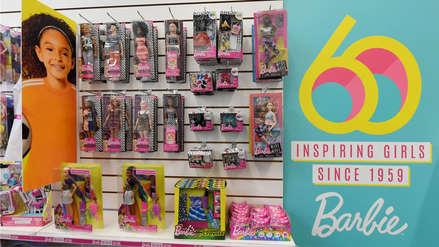 Fotos | La famosa muñeca Barbie cumple 60 años sin una arruga