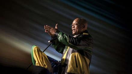 El expresidente sudafricano Jacob Zuma grabará un álbum de música antiapartheid